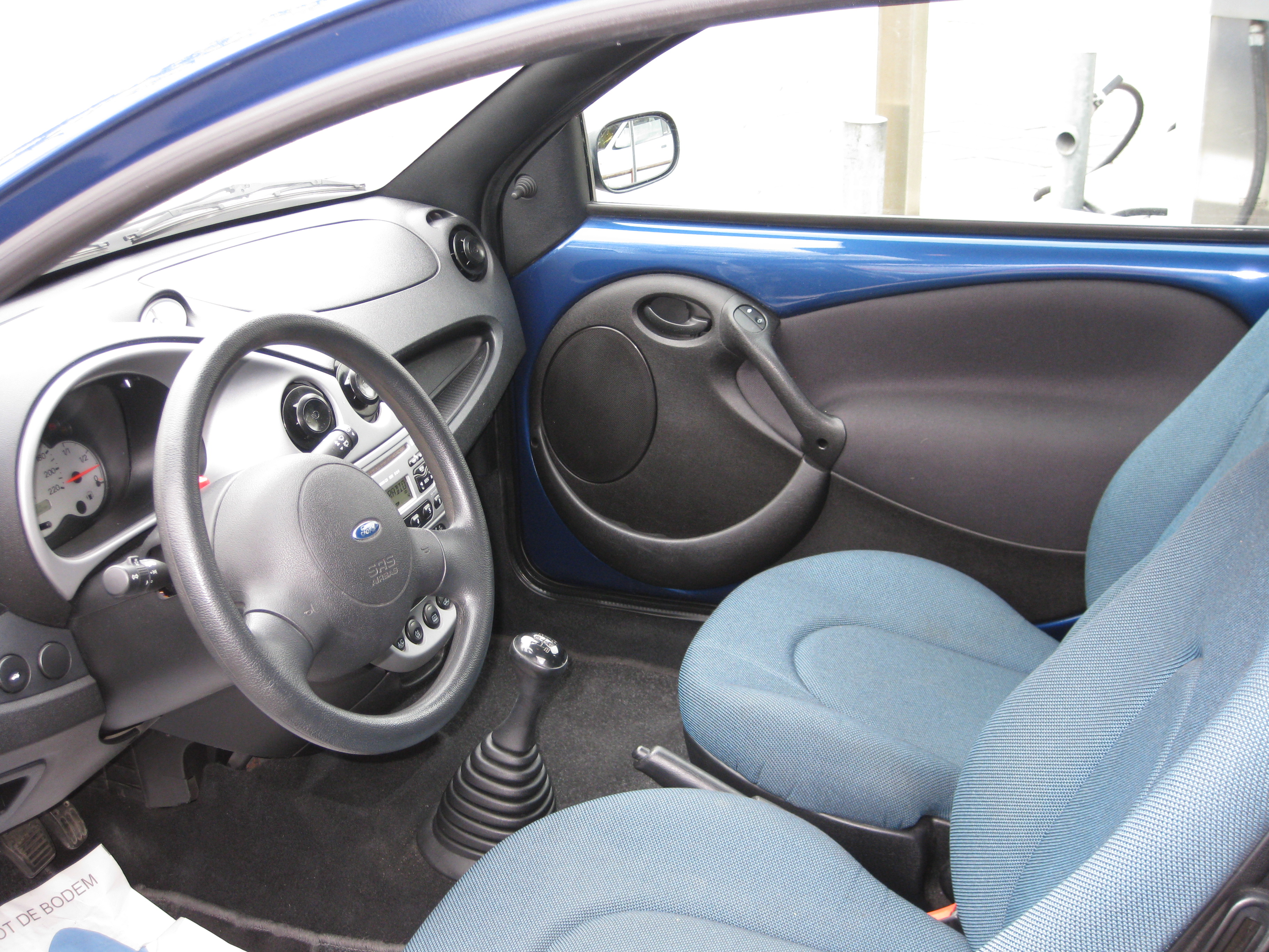 FORD 62-XN-JG INTERIEUR